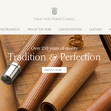 Faber Castell website
