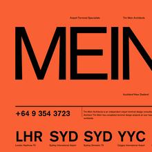 Tim Mein Architects website