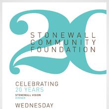Stonewall Annual Gala 2010