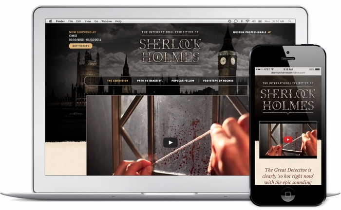 sherlock-holmes-exhibition-website-home-page-