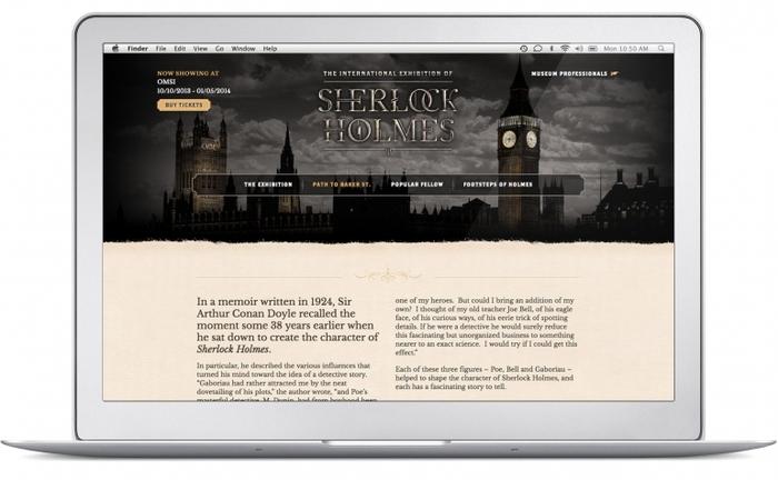 sherlock-holmes-exhibition-website-path-to-ba
