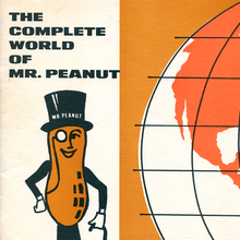 <cite>The Complete World of Mr. Peanut</cite>, 1967