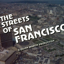 <cite>The Streets of San Francisco</cite> Titles
