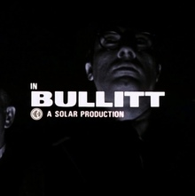 <cite>Bullitt</cite> Opening Title Sequence