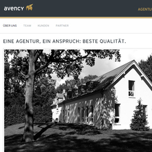 avency Website