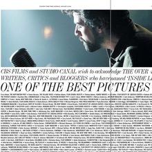 <cite>Inside Llewyn Davis</cite> Newspaper Ad