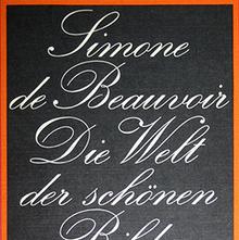 Simone deBeauvoir series, Rowohlt editions