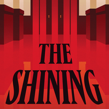<cite>The Shining</cite> by Stephen King (Swedish edition)