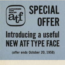 ATF Type-of-the-Month Card