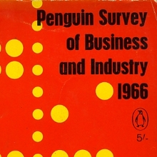 Penguin Science, Business, and Industry Surveys (1965–66)