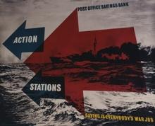 Post Office Savings Bank: War Savings Poster