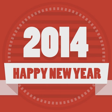 Kasra Design New Year Countdown