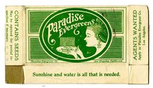 Paradise Evergreens box