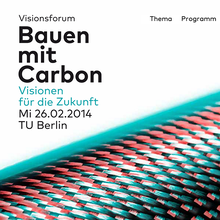 Bauen mit Carbon (Building with Carbon) Conference