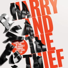 <cite>Harry and the Thief</cite> poster