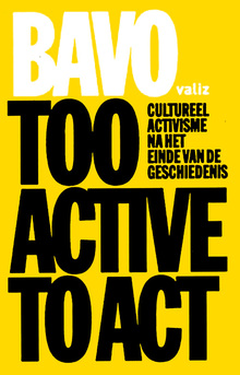<cite>Too Active To Act</cite> book cover