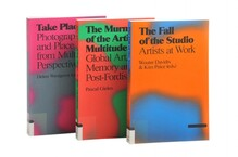 Valiz's <cite>Antennae</cite> series book covers