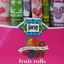 Joray Fruit Rolls