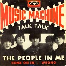 <cite>Talk Talk</cite> by Music Machine