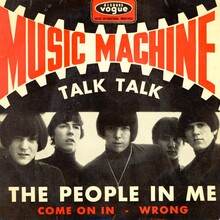 <cite>Talk Talk</cite> by Music Machine