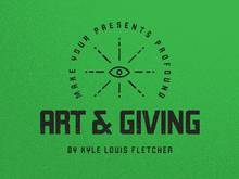 Art & Giving