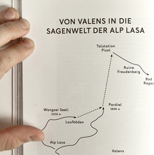 <cite>Das Rössli wandert</cite> hiking book