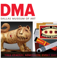 Dallas Museum of Art website