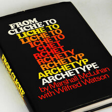 <cite>From Cliché to Archetype</cite>, 1970 first edition