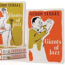 <cite>Giants of Jazz</cite>, The New Press