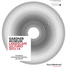 Gardner Museum Landscape Lectures
