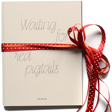 <cite>Waiting for red pigtails</cite> by Julia Peirone, Sailor Press