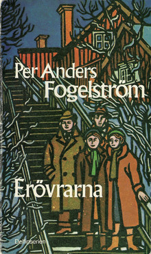 <cite>Erövrarna</cite> by Per Anders Fogelström, Delfinserien