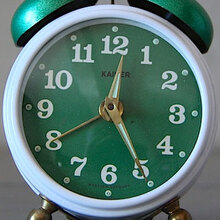 Vintage Kaiser Alarm Clock