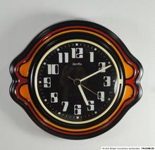 Vintage ceramic ZentRa wall clocks