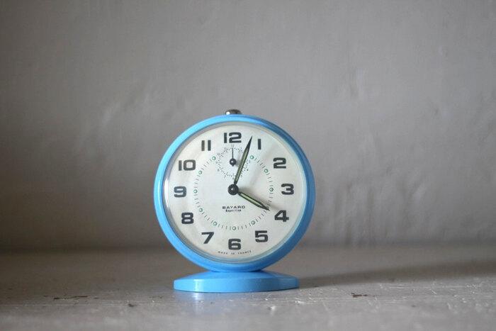 Vintage French Bayard Alarm Clock.jpg