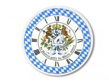 Bavarian clock