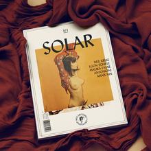 <cite>SOLAR</cite> Magazine