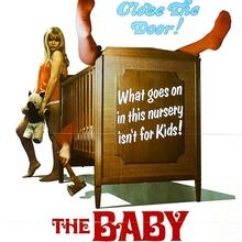 <cite>The Baby</cite> movie poster