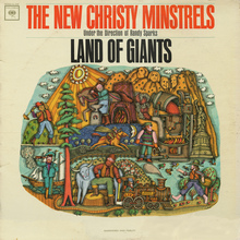 <cite>Land of Giants</cite> by The New Christy Minstrels
