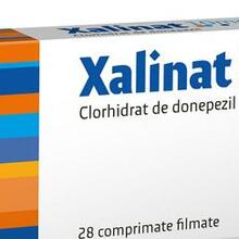Xalinat packaging