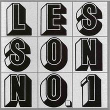 <cite>Lesson No. 1</cite> by Glenn Branca