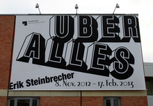 <cite>Uber Alles</cite> by Erik Steinbrecher