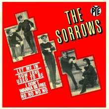 <cite>Let Me In</cite> EP by The Sorrows