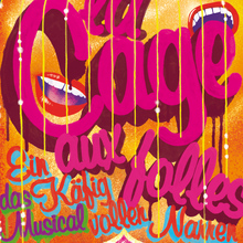 <cite>La Cage aux Folles</cite> poster