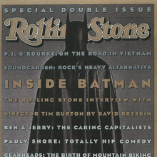 <cite>Rolling Stone</cite>, Batman Issue, 1993