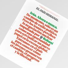 <cite>El País Semanal</cite> covers (2013–14)