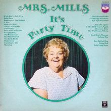 Mrs. Mills: <cite>It's Party Time</cite>, Australian pressing