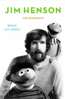 <cite>Jim Henson</cite> by Brian Jay Jones