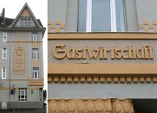 """Gastwirtschaft """"Zur Bürgerschänke"""""""