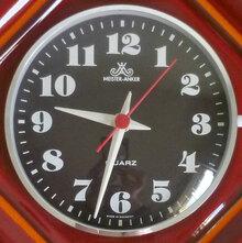 Meister-Anker wall clock, circa 1975